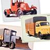 Cartes postales Berliet