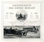 Publicité - Usines Berliet