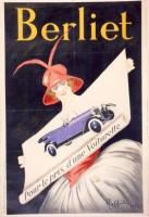 Affiche Berliet par Cappiello