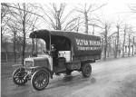 Camion type B messageries