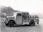Camion de ramassage du lait