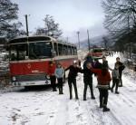 Car PHC Escapade classe de neige