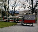 Bus et trolley ER 100 PR 100 Grenoble