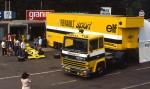 TR 350 de l'écurie Renault Sport