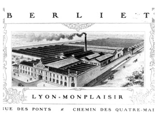 Usine Lyon Monplaisir