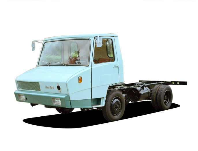 Berliet Stradair RS 612 1965 Chassis cabine 21142 BERLIET STRADAIR (1965)