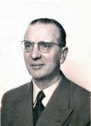 André CATTIN, Directeur des Etudes