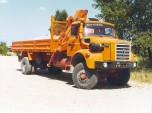 GLR230 6X4, orange