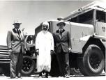 Maurice et Paul Berliet, Sahara