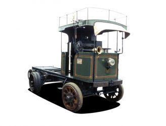 PURREY type B à vapeur (1909)