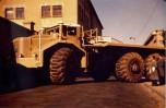T100 n°2 sortant de l'usine Monplaisir