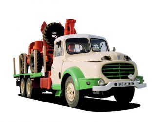 WILLEME type RD 615 DN (1956)