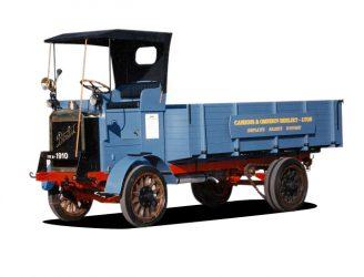 BERLIET 22 HP type M (1910)