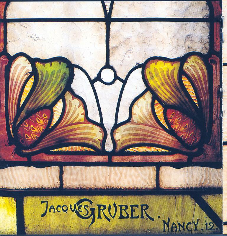 Verrière - Jacques Gruber