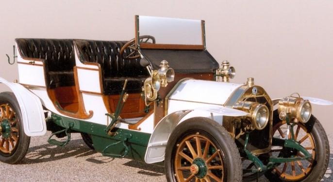 Berliet C2 1908