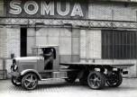 Tracteur Somua type KDB gros-tonnage 1927