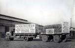 Tracteur Somua tracteur KDB en démonstration 1929