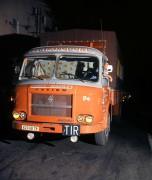 JM 240, l'arrivée en Italie de nuit.