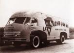 Fourgon JL17 carrosserie cottard 1954
