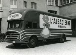 Somua JL19 LB fourgon intégral  1957