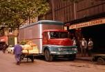 Unic Tourmalet ZU82 fourgon primeur 1960