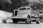 prototype Unic ZU aux essais en 1946