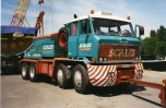 Camion Willème TG200 transports Scales