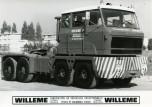 Tracteur Willème PRP TG300 transports Brame