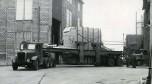 Tracteur Willème transport de masse indivisible