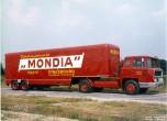 Bernard tracteur TDA180 cabine Charbonneaux Pelpel