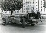 Bernard chassis nu tracteur 35 T