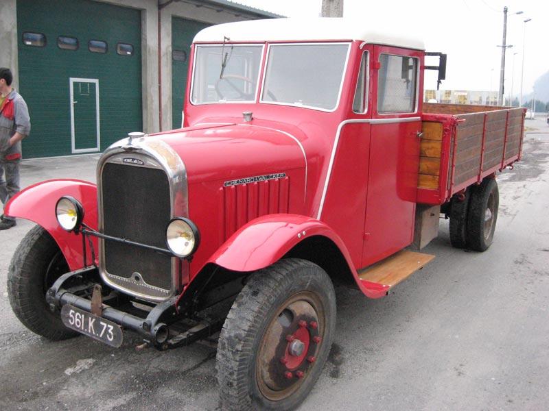 camion chenard walcker type t10d35 de 1933 bienvenue au conservatoire fondation berliet. Black Bedroom Furniture Sets. Home Design Ideas