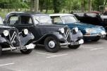 Deux générations de Citroën au rendez-vous