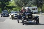 La Ford T de 1918 est la doyenne du groupe