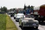 Chassé-croisé entre camions et voitures...