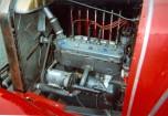 le moteur du Chenard & Walcker nous montre son meilleur profil