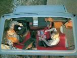 La cabine confortable du Berliet Stradair