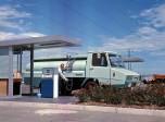 Stradair au cours d'une pose carburant