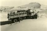 GBO15P 6x6 long essais Touggourt Bir Djedid 1959 dans les dunes