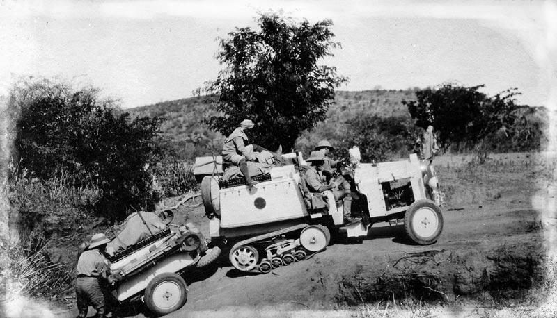 Croisière Noire Citroën 1925 - Fondation Berliet
