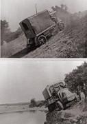 Essais du TAR sur fortes pentes en 1915