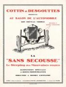 Cottin-Desgouttes publicité 1926