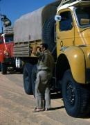 mission-Tchad le Dr Cohen et sa Gazelle jaune