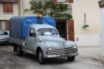 Peugeot camionnette 203 1952