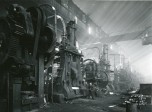 Vue générale de la forge en 1949