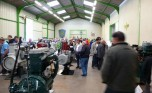 Fête des Amis 2012 : le hall des moteurs (photo Claude Moins)