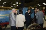 Le Président Philippe Brossette accueille les membres du Consulat de Chine