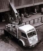 Renault Galion plateau brasseur de 1960