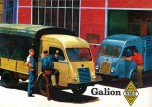 Renault Galion publicité 1959