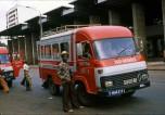 Saviem nouveau minibus SG2 en Cote-d'Ivoire - 1976
